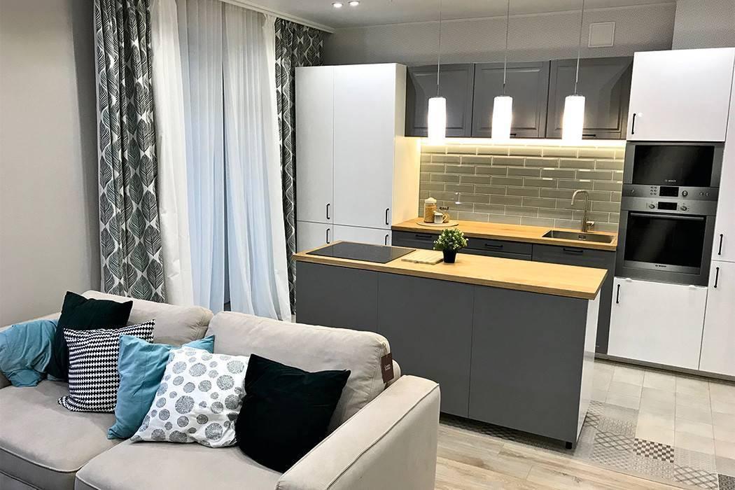 Зонирование гостиной и кухни: идеи, как разделить, как разграничить зоны, фото, видео идеальное зонирование гостиной и кухни: нюансы и секреты – дизайн интерьера и ремонт квартиры своими руками