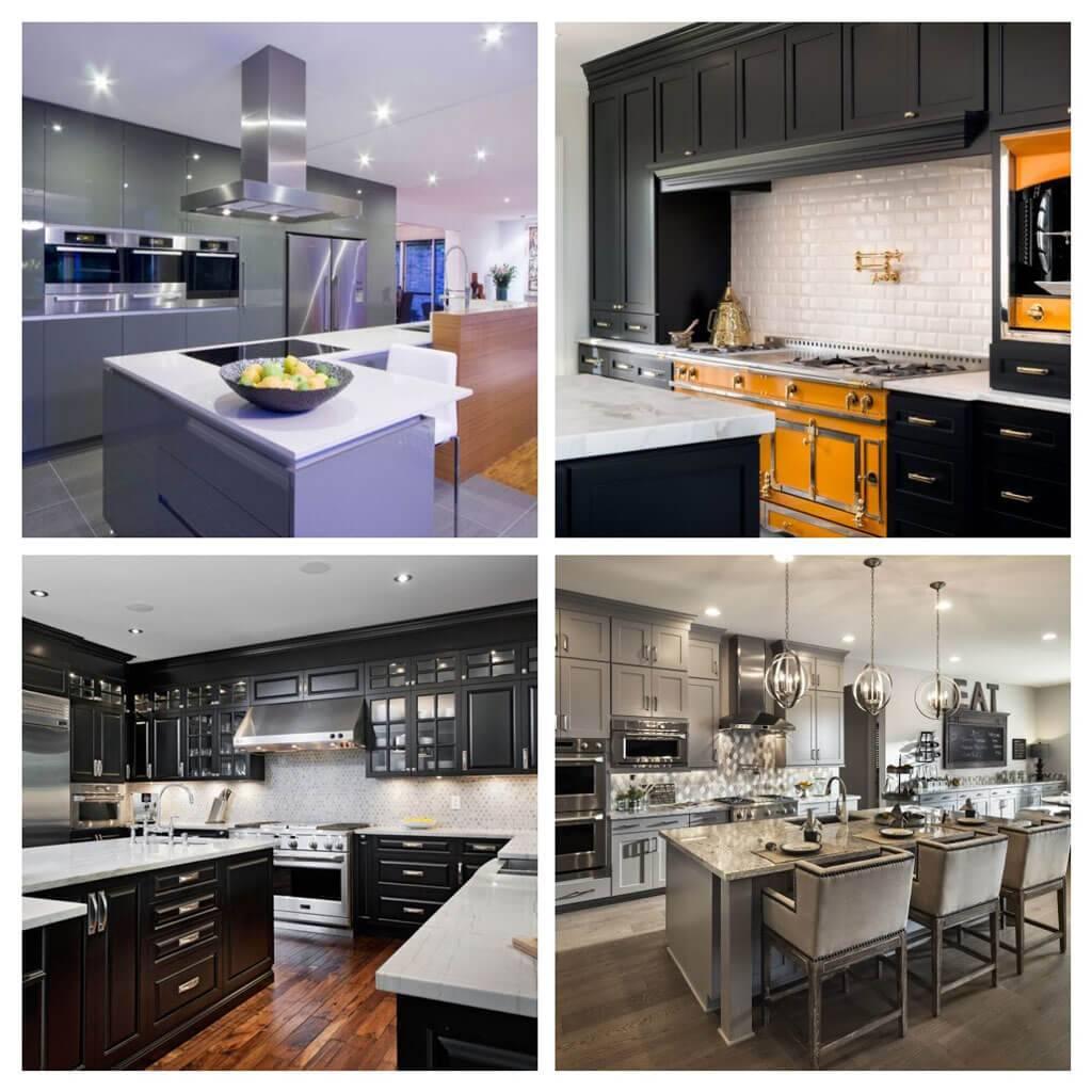 Зелёная кухня дизайн фото: выбор стиля интерьере, сочетания зеленого с другими цветами в интерьере с фото-примерами