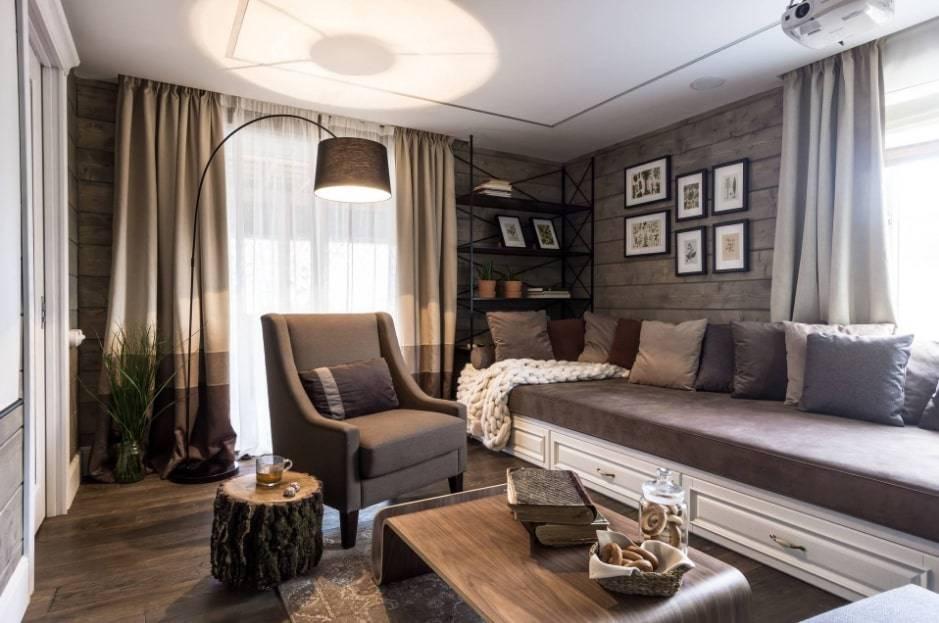 Советы и рекомендации по выбору дизайна тюли в интерьер гостиной