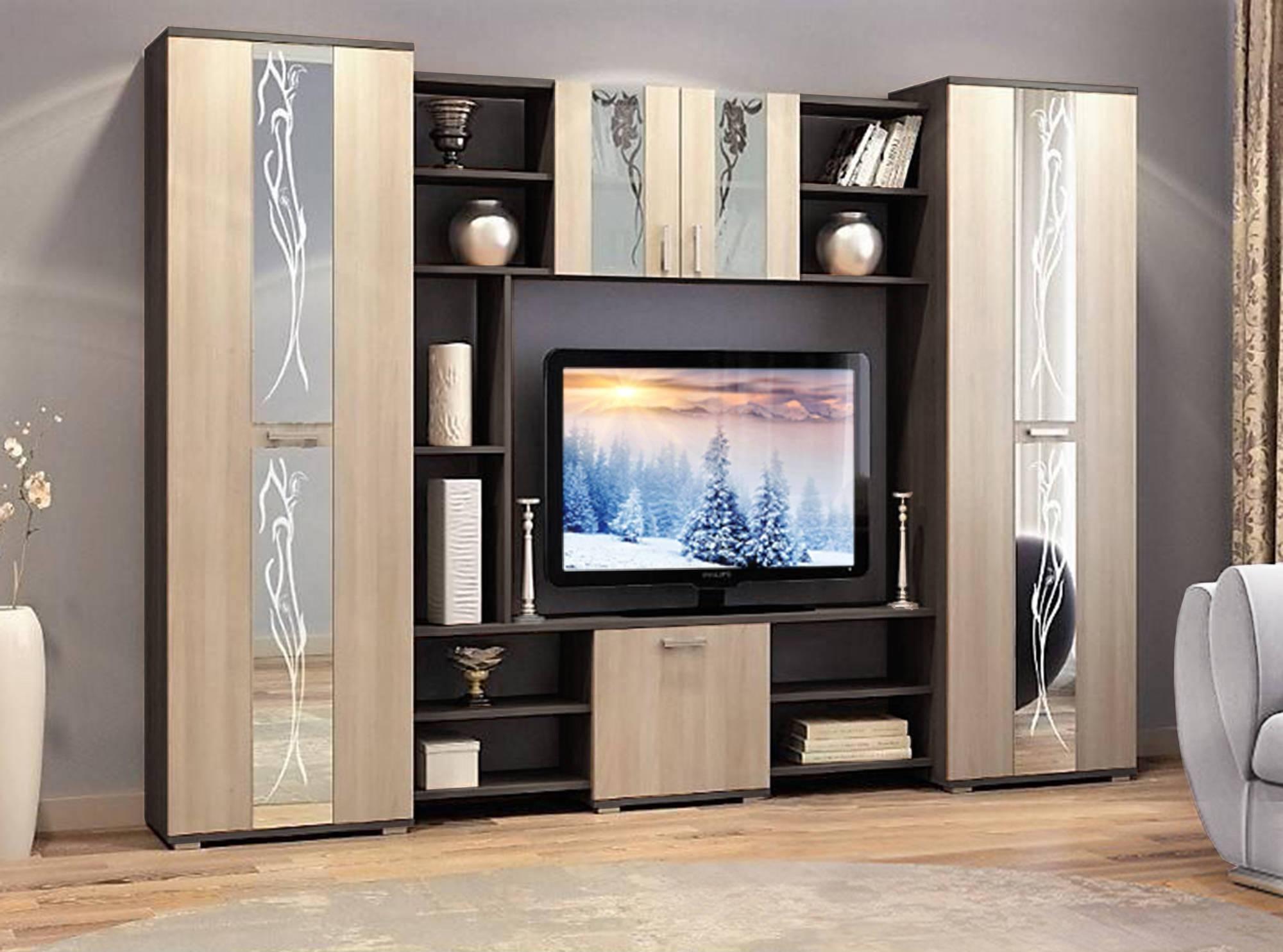 Интересные варианты выбора стенок для зала