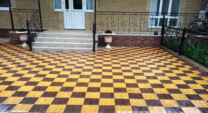 Укладка тротуарной плитки своими руками - пошаговая инструкция - строительство и ремонт