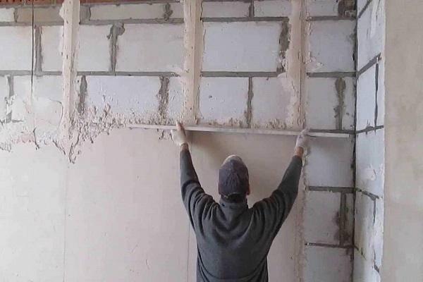 Внутренняя и наружная отделка стен гаража своими руками