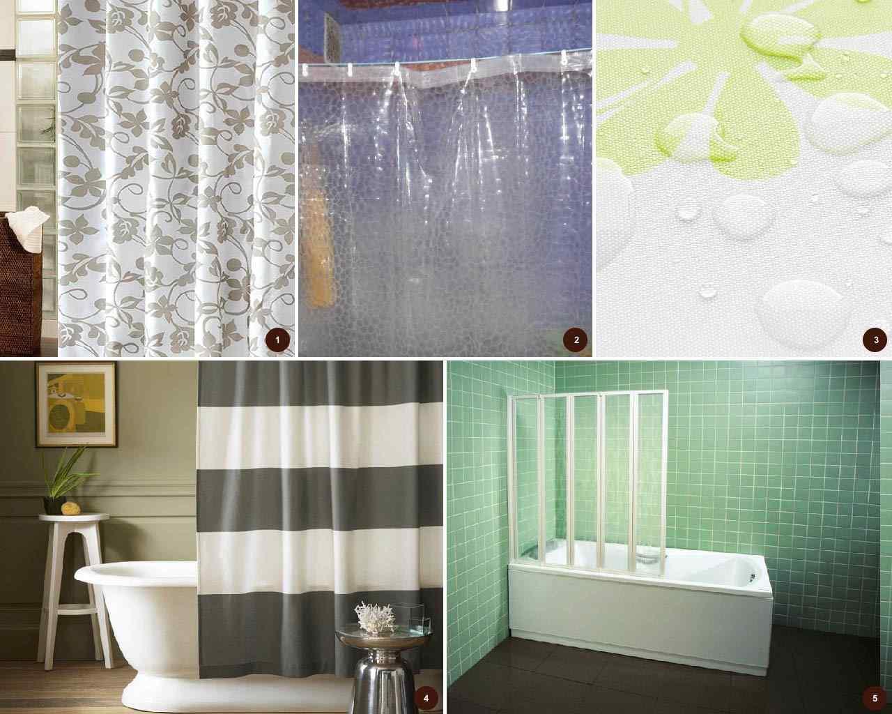 Шторка для ванной: 150 фото лучших вариантов и идеи по оформлению ванной комнаты