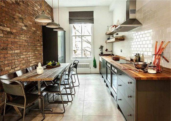Г-образная кухня — примеры выбора стилей, варианты дизайна и планировки угловой кухни (100 фото)