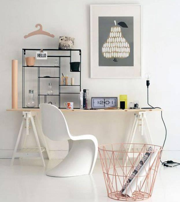 16 идей оптимизации пространства рабочего стола