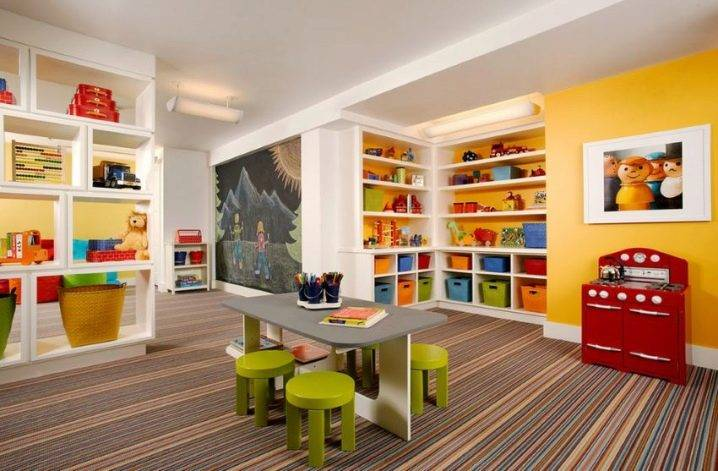 Выбор ковролина в зал, спальню, детскую, на пол и на стену