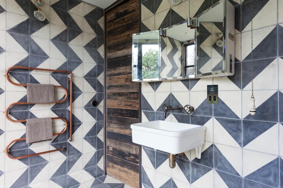 Дизайн ванных комнат и облицовка плиткой в лучших традициях