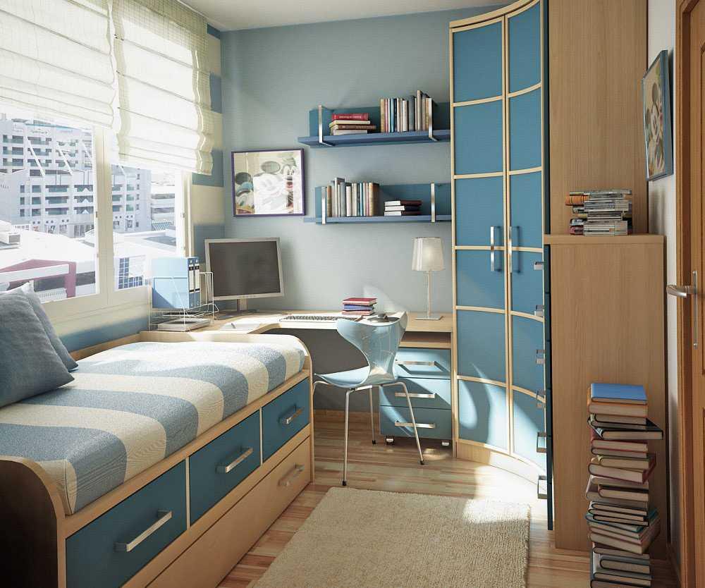 Дизайн комнаты для подростка: какой стиль выбрать. интерьер комнаты подростка