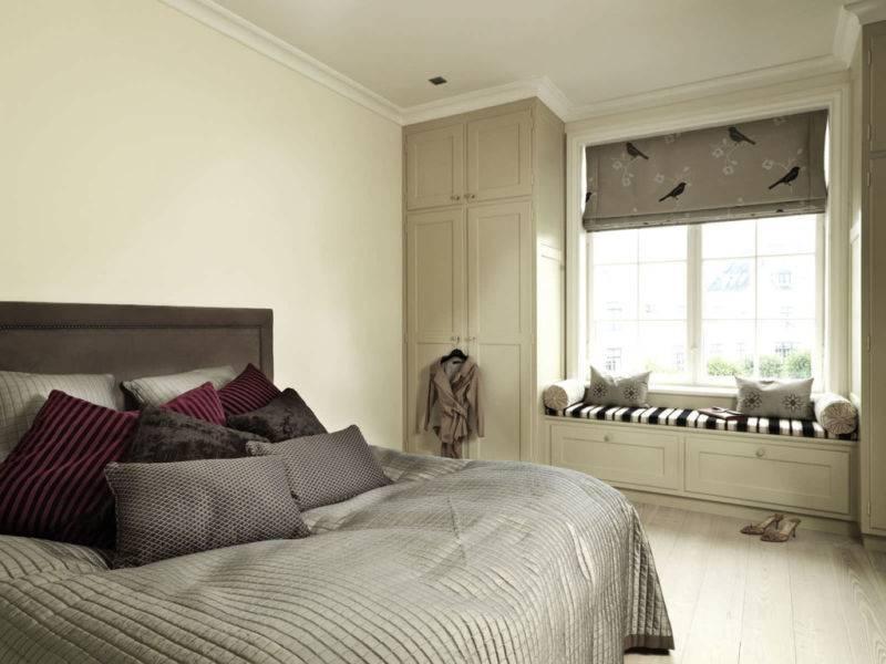 Дизайн комнаты 12 кв. м