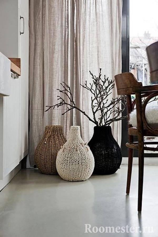 Топ 20 идей напольных ваз в интерьере: 130+ (фото) - modernplace