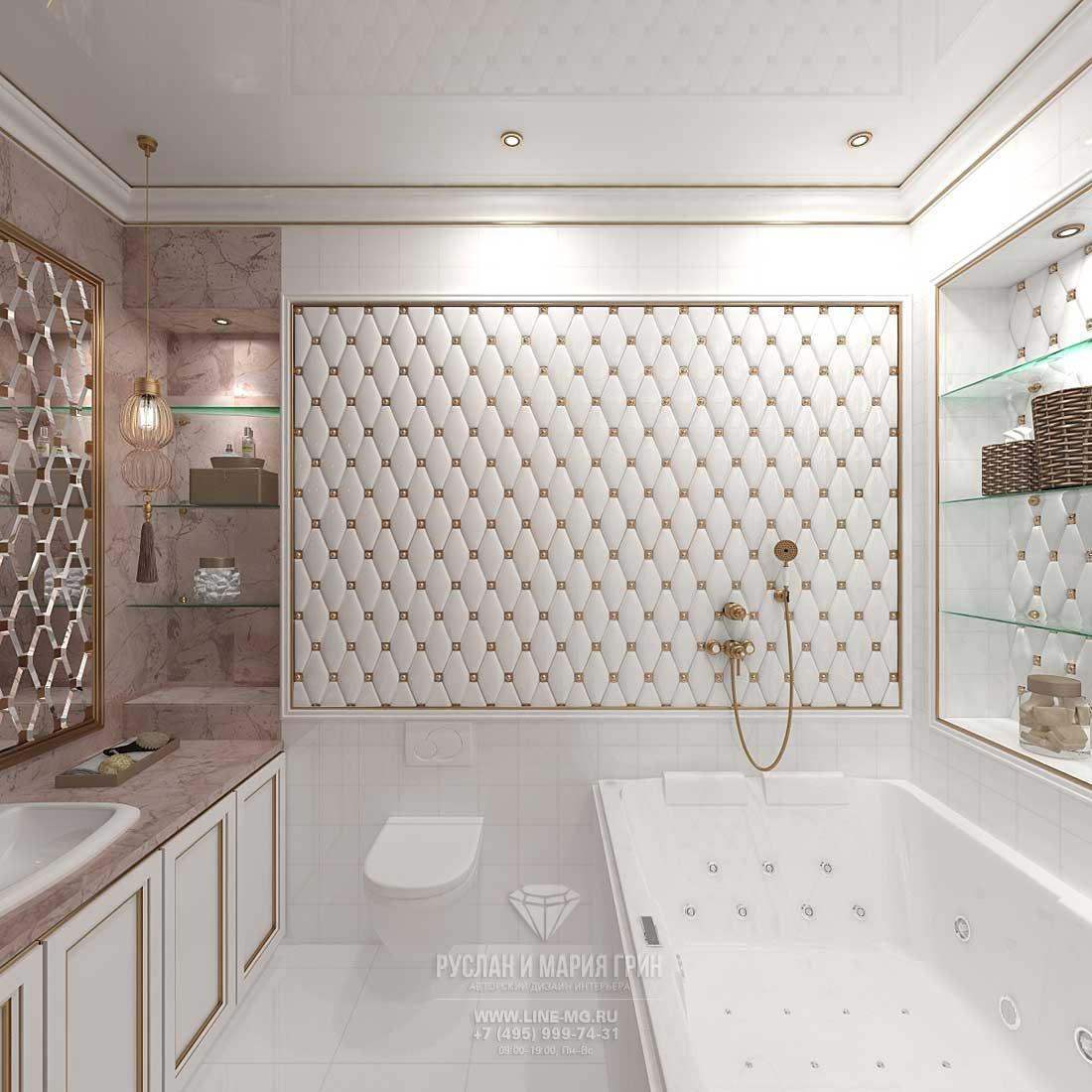 Дизайн маленькой ванной комнаты 2021: яркие современные идеи - 50 фото