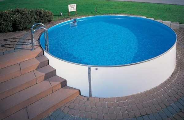 Бассейн (94 фото): размеры больших и маленьких сборных бассейнов. виды с противотоком воды. какие бывают конструкции из нержавеющей стали?