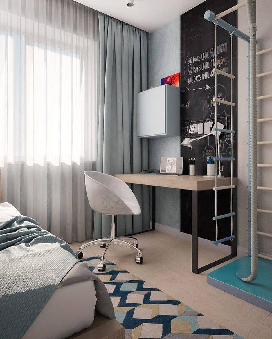 Как расставить мебель в детской: правила расстановки и удобная планировка комнаты