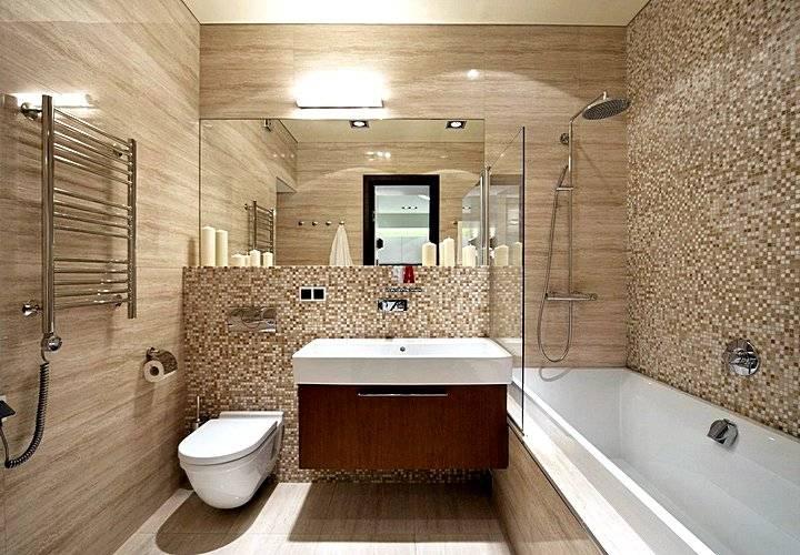 Ванная в современном стиле - 105 фото идей оформления дизайна