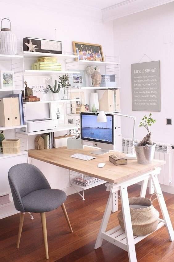 Декор рабочего стола своими руками: 8 любопытных примеров