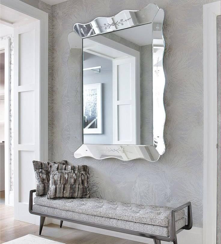 Зеркало в прихожую – оригинальные идеи, интерьерные решения и примеры использования (105 фото)