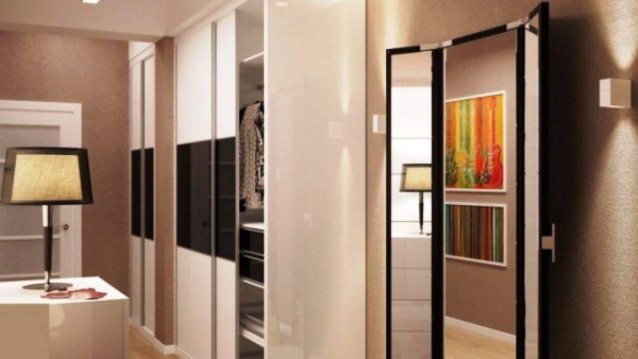 Обои для коридора в квартире-хрущевке: фото и правила выбора обоев