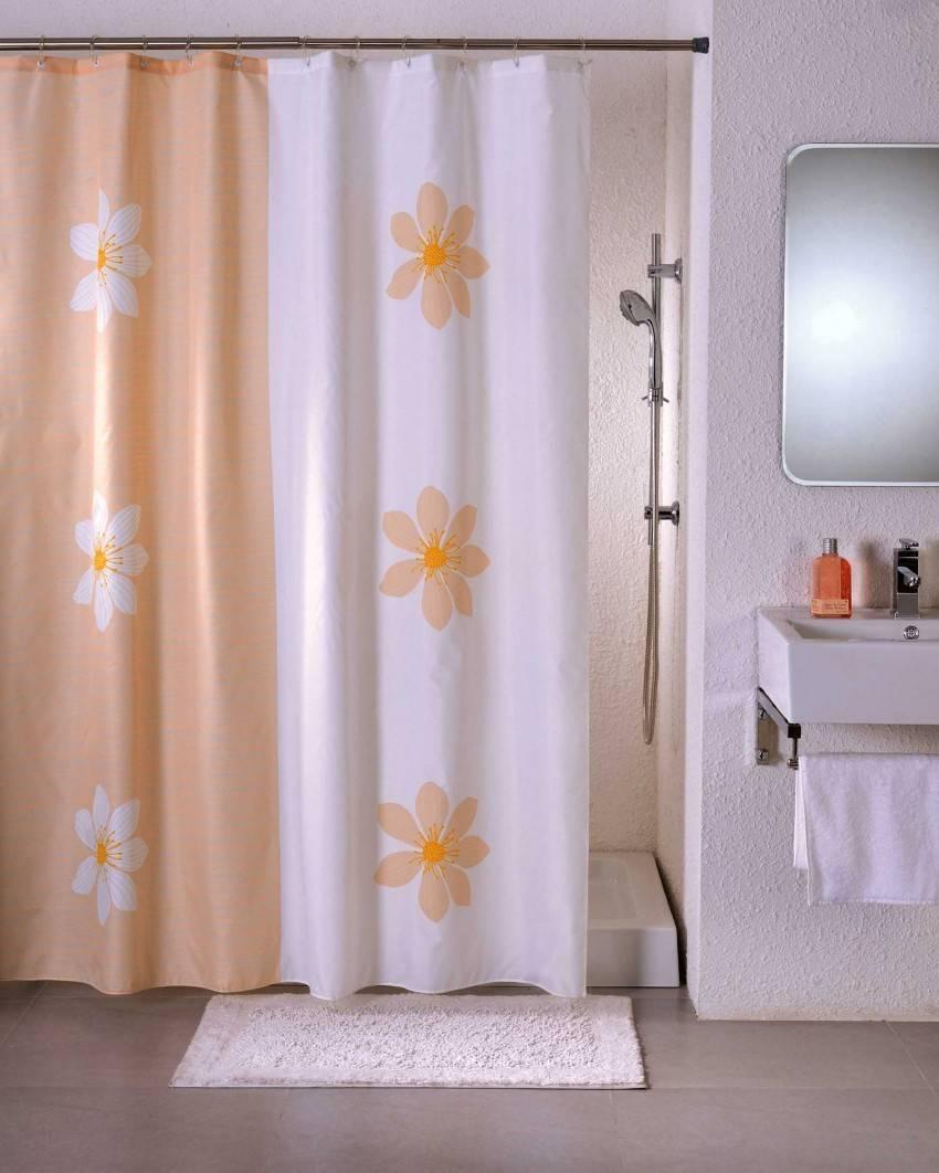 Какую штору для ванной выбрать: какие бывают материалы, крепления, формы, определить размер