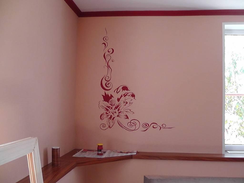 Как покрасить стены водоэмульсионной краской на старую водоэмульсионную