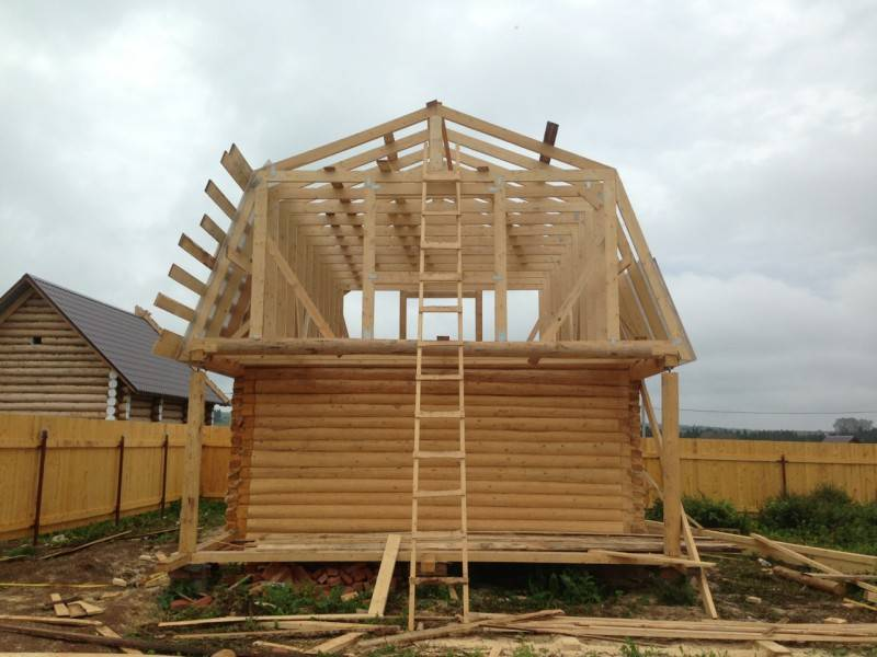 Мансардная крыша: фото, видео, инструкция по возведению, виды мансардной крыши