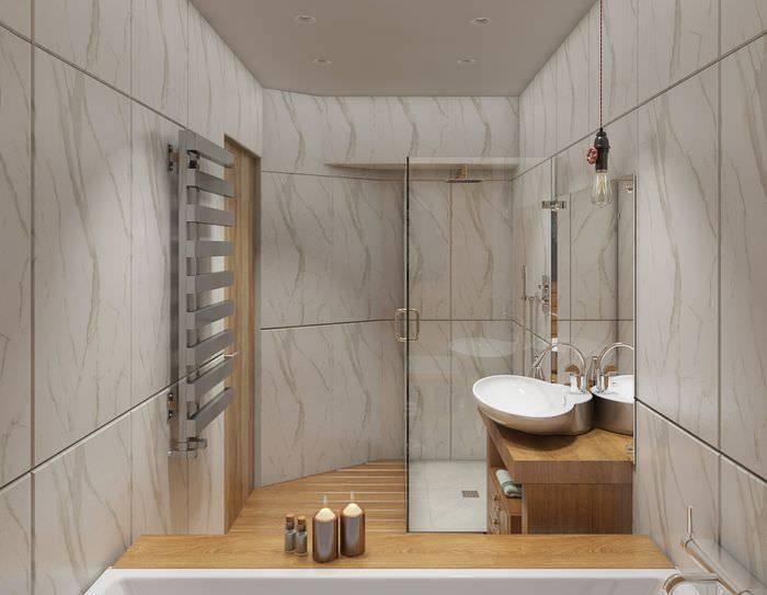 Дизайн ванной комнаты 2 кв.м. (80 фото): красивые идеи интерьеров, ремонт и отделка