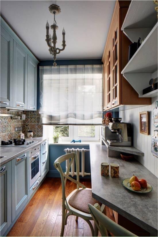 Как правильно выбрать кухонный гарнитур?