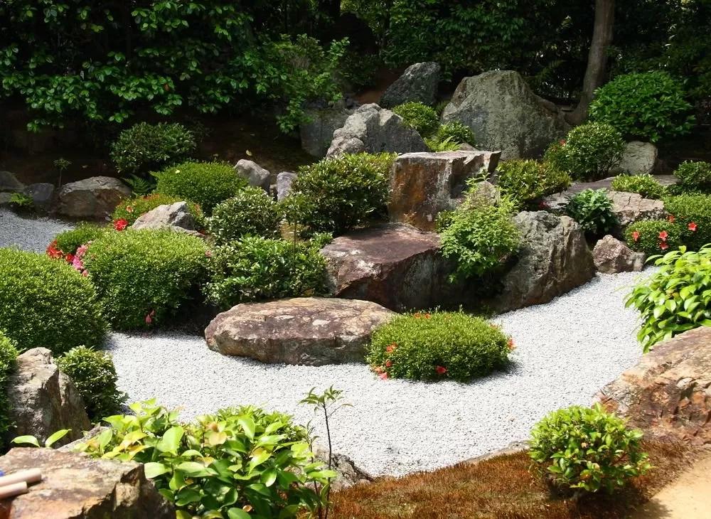 Японский стиль в ландшафтном дизайне приусадебного участка