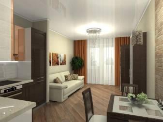 Студия 22 кв. м: дизайн, реальные фото, квартира 23 квадратных метра, как обставить, интерьер, ремонт, планировка
