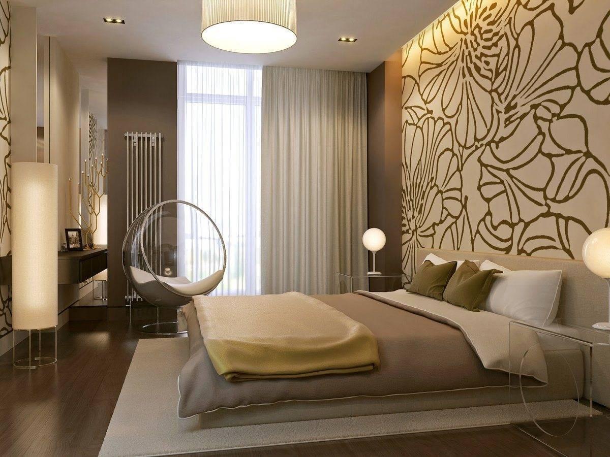 Современные спальни: 100 фото примеров дизайна интерьера
