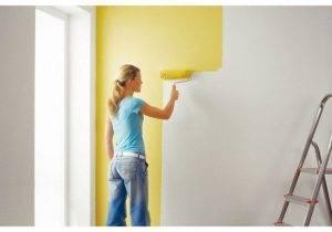 Грунтовка стен перед покраской водоэмульсионкой