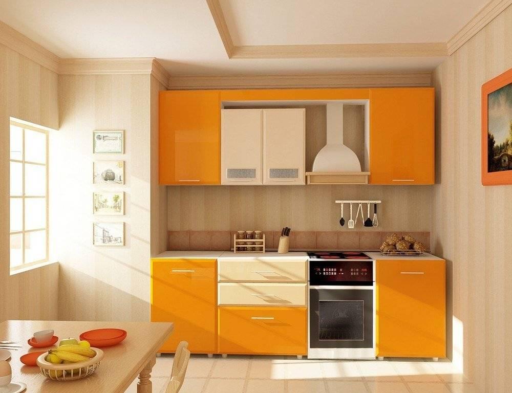 Кухня в персиковых тонах: какие цвета сочетаются в интерьере с персиковым