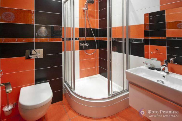 Ремонт ванной комнаты в «хрущевке» (136 фото): дизайн для маленькой площади со стиральной машиной, варианты оформления интерьера с душевой кабиной