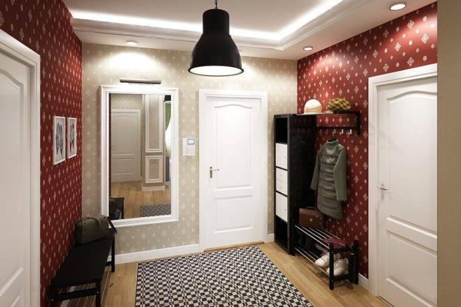 Современный дизайн прихожей в квартире и доме в 2019 году. топ-8 советов + 200 фото