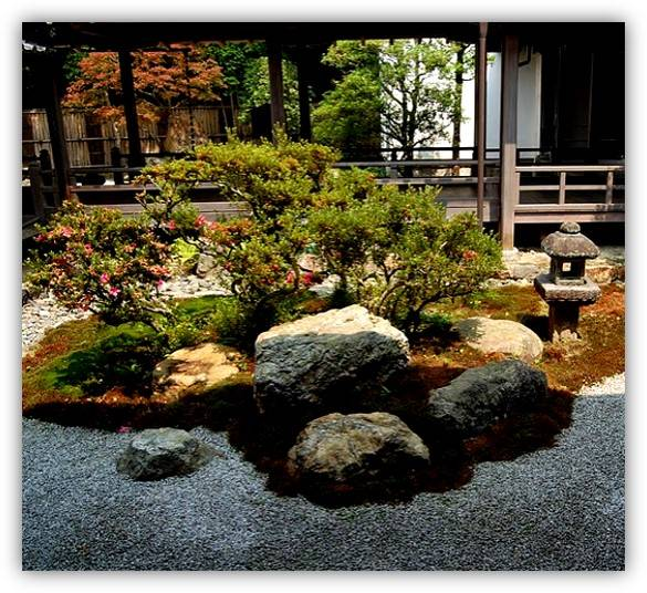 Заметки о японии. сады камней