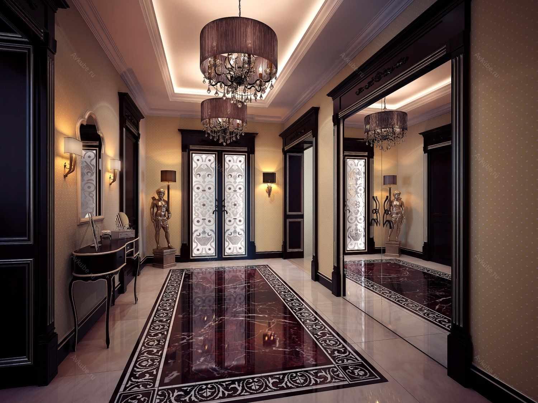 Светлая прихожая (62 фото): дизайн коридора в классическом стиле, как сделать уютным интерьер в бежевых тонах
