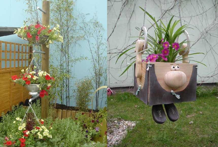 Украшение участка: дачного, садового, приусадебного