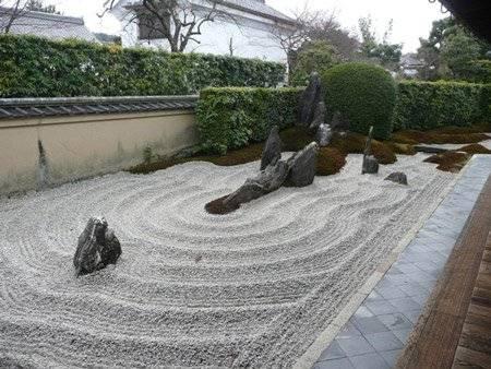 Японский сад: сосредоточенность, спокойствие, умиротворенность. мини-сад цубо.