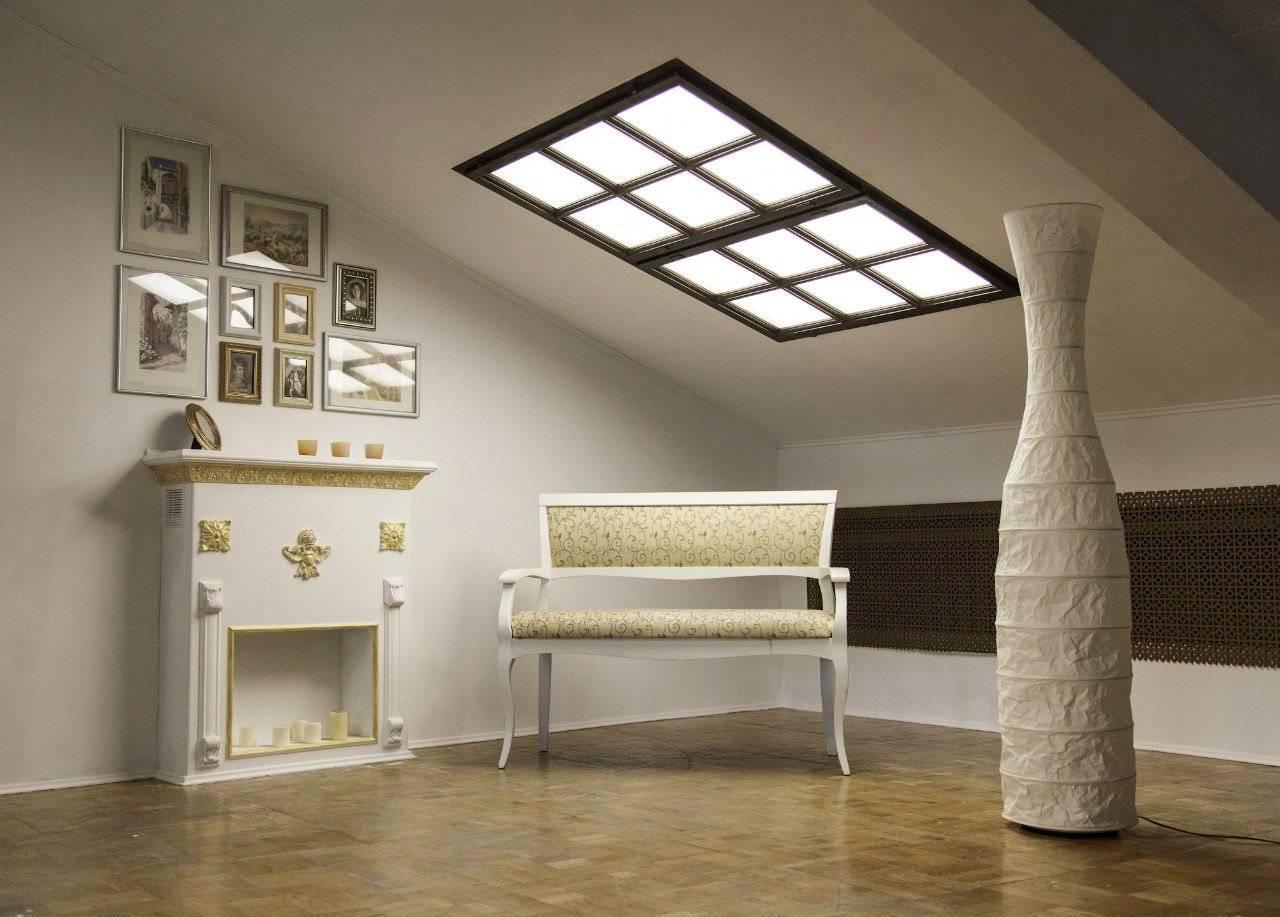 Фальш окно: разновидности, создание ложной конструкции своими руками и декоративные элементы оформления к ней