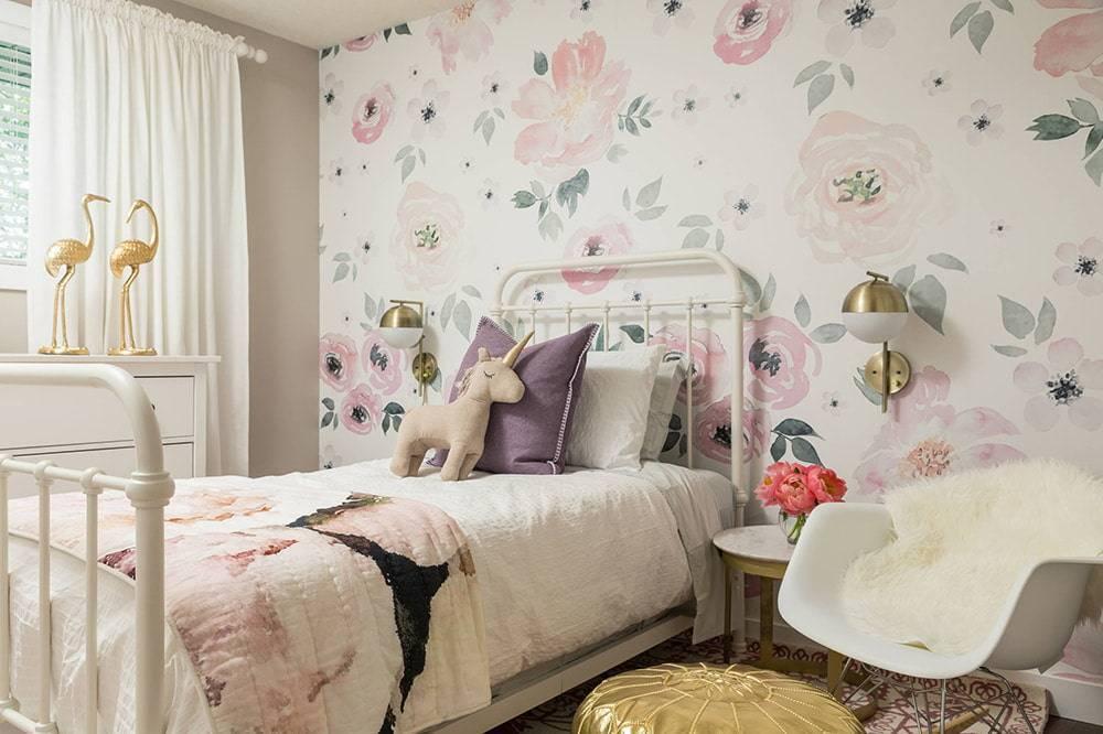Обои для подростков в комнату для мальчика или девочки: современные варианты | дизайн и фото