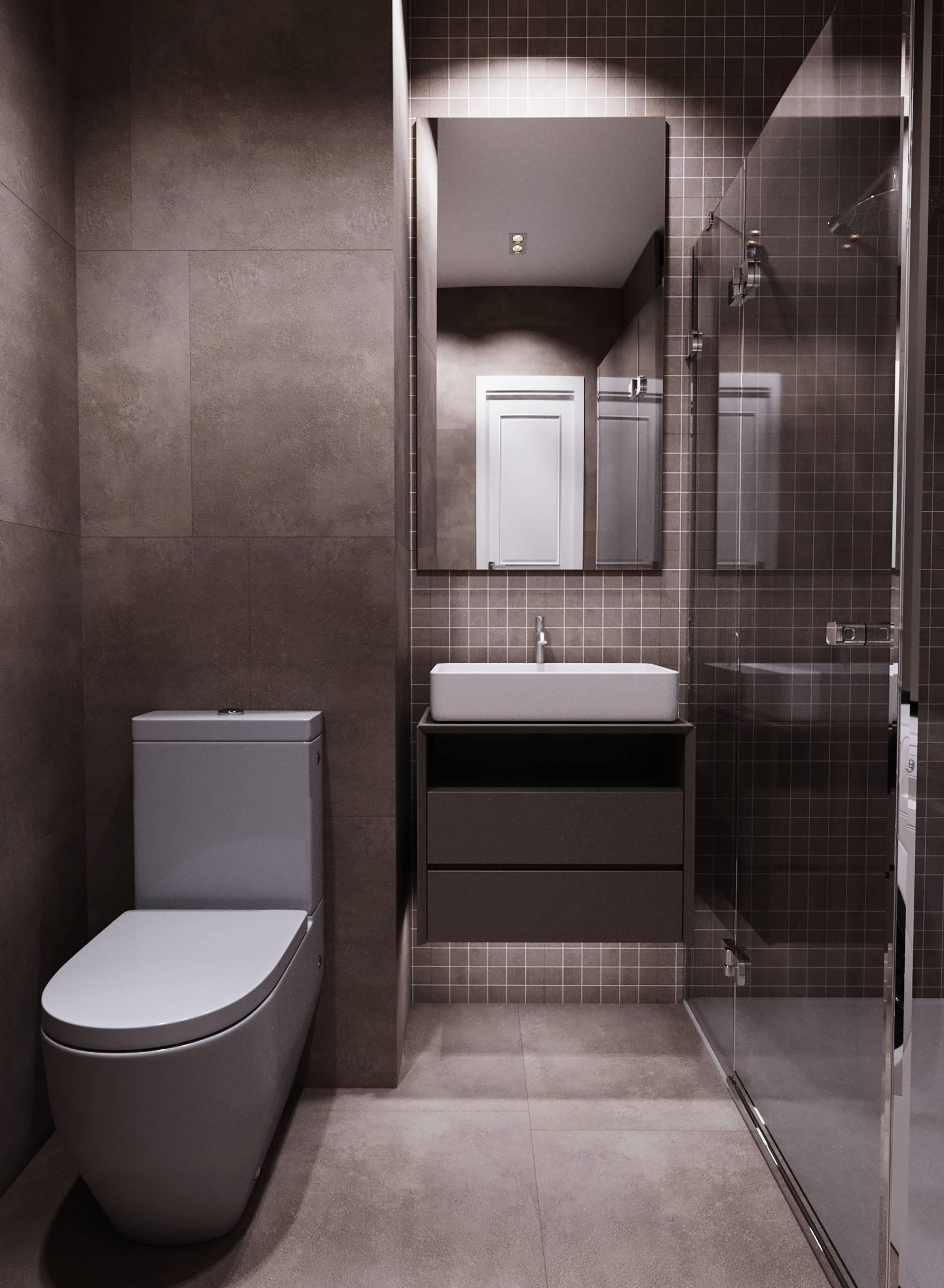 Душевая кабина в маленькой ванной комнате: недостатки и советы по установке