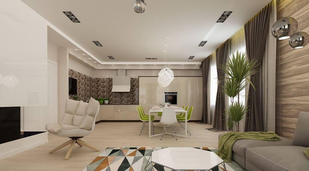 Интерьер «хрущевки» в различных стилях (79 фото): идеи для оформления квартиры в стилях прованс, лофт и кантри, современном и скандинавском