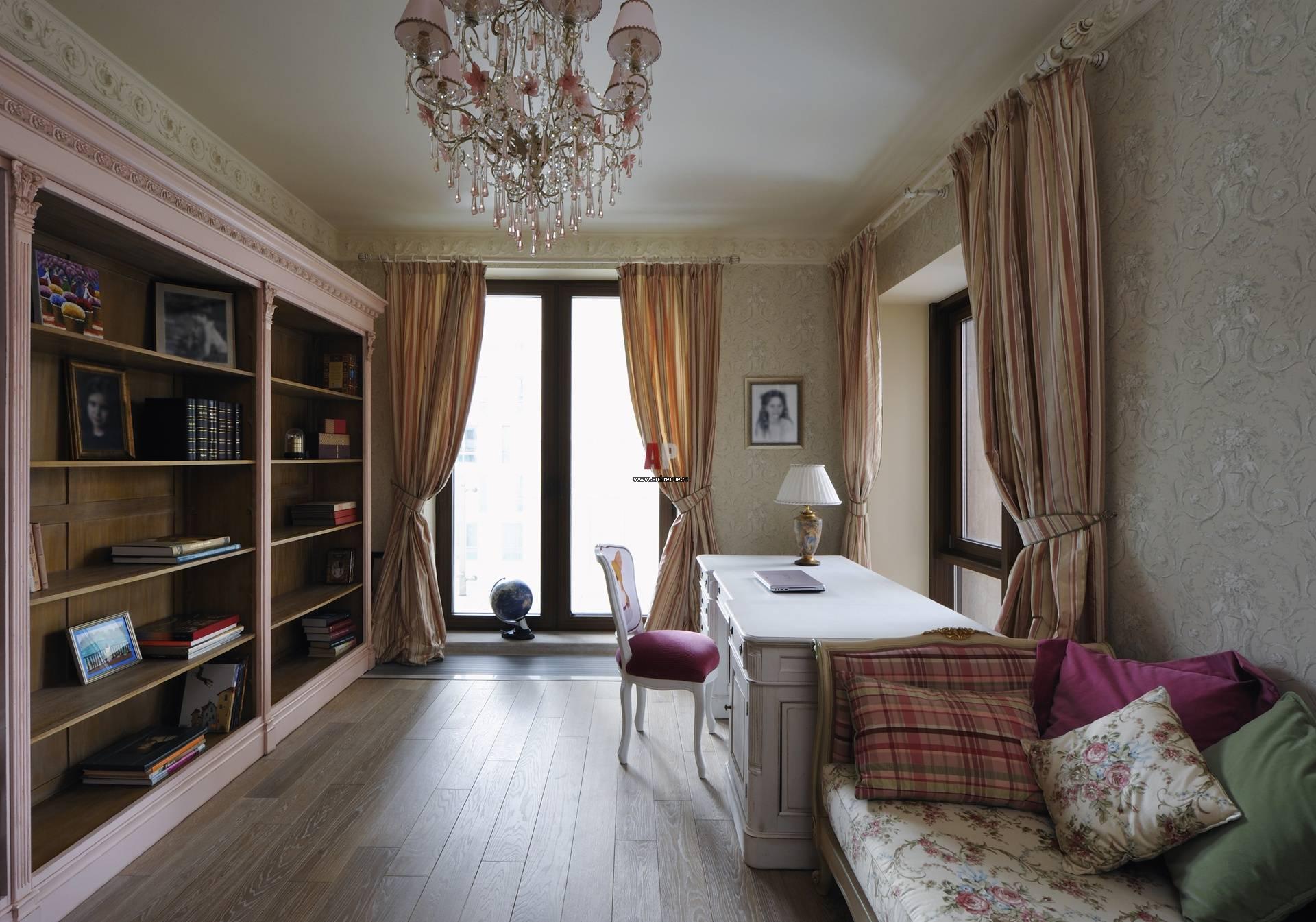 Зал с двумя окнами: дизайн, планировка, декор