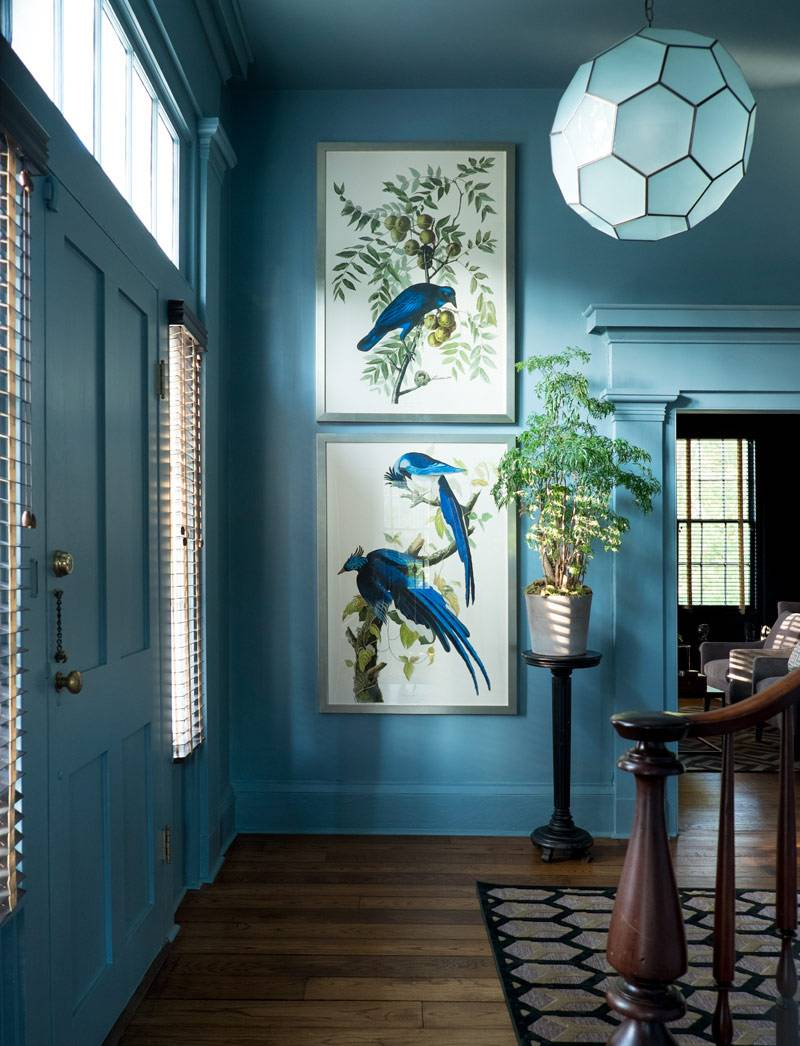 Дизайн прихожей в частном доме: фото стилевых направлений