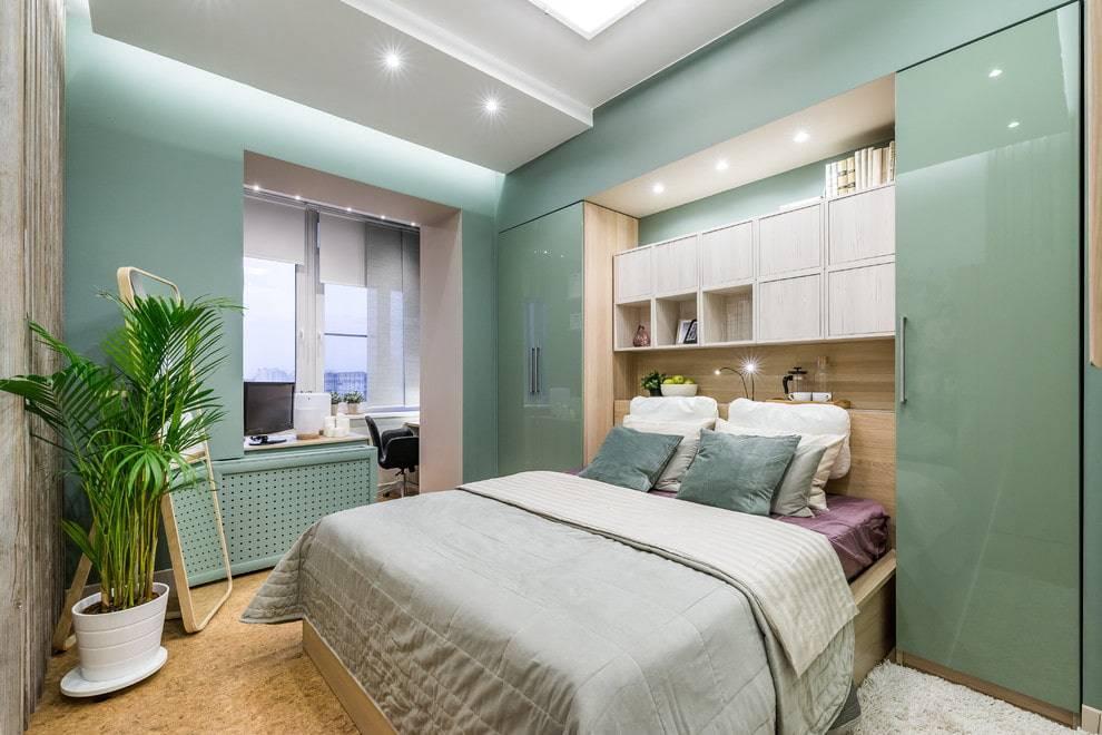 Как красиво оформить интерьер спальни — фото интересных идей