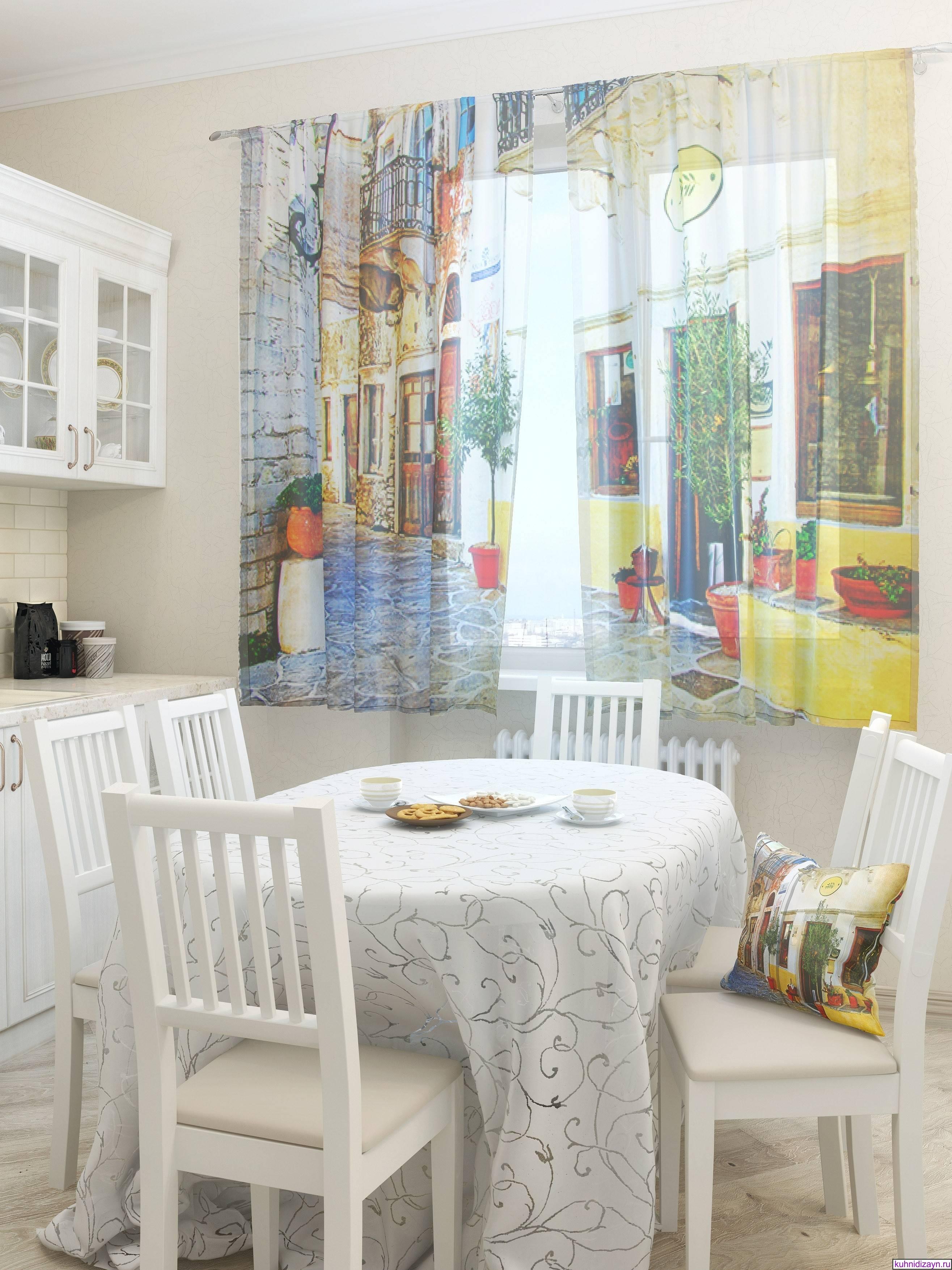 Шторы на кухню — 120 фото реальных примеров оформления дизайна и сочетания штор в интерьере