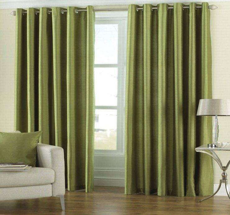 Зеленые шторы в интерьере гостиной (51 фото): дизайн штор зеленого цвета в зал. шторы темно-зеленых и других оттенков в интерьере