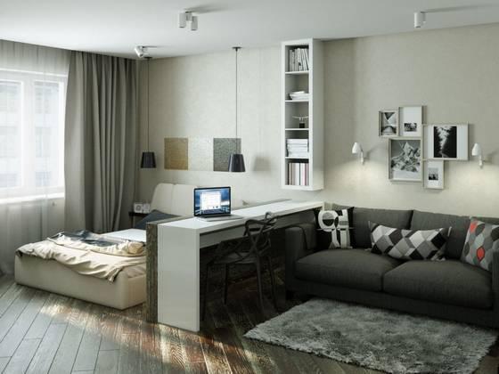 Тонкости расстановки мебели в гостиной