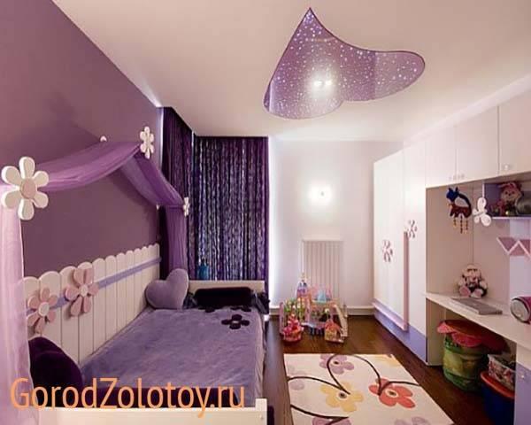 Обустраиваем комнату для девочек–подростков: идеи дизайна интерьера