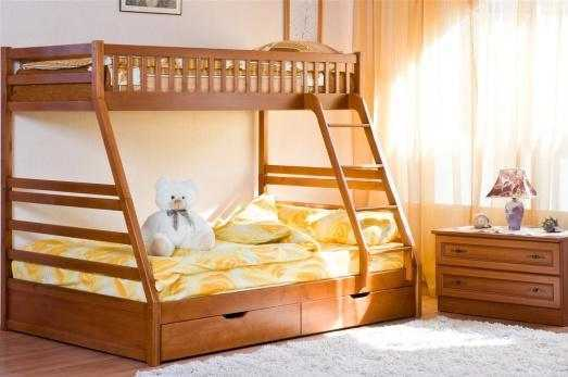 Детская кровать из дерева своими руками - подробная инструкция!
