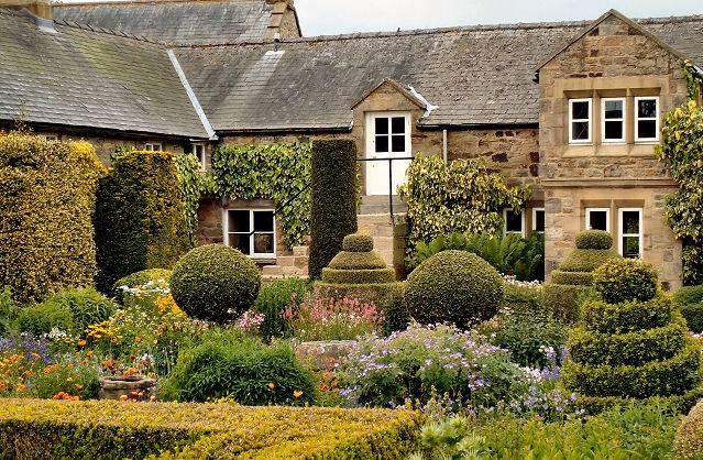 Английский (пейзажный) стиль в ландшафтном дизайне
